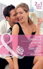 Texas Cinderella / The Texas CEO's Secret: Texas Cinderella / The Texas CEO's Secret (Mills & Boon Cherish) af Victoria Pade