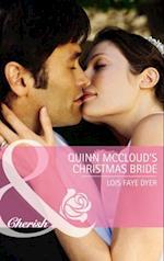 Quinn McCloud's Christmas Bride af Lois Faye Dyer
