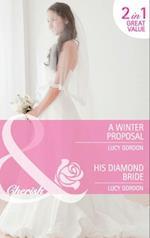 Winter Proposal / His Diamond Bride