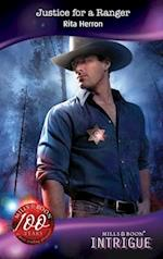 Justice for a Ranger (Mills & Boon Intrigue) (The Silver Star of Texas, Book 4) af Rita Herron