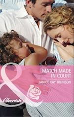 Match Made in Court af Janice Kay Johnson
