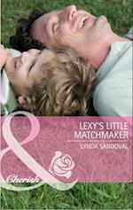 Lexy's Little Matchmaker (Mills & Boon Cherish) (Return to Troublesome Gulch, Book 4) af Lynda Sandoval