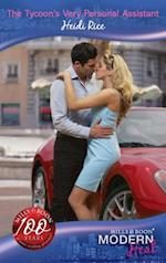 Tycoon's Very Personal Assistant (Mills & Boon Modern Heat)