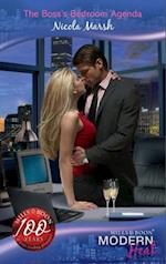 Boss's Bedroom Agenda (Mills & Boon Modern Heat)