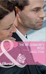 Millionaire's Wish (Mills & Boon Cherish) af Abigail Strom
