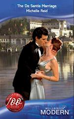 De Santis Marriage (Mills & Boon Modern)