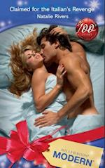 Claimed For The Italian's Revenge (Mills & Boon Modern) af Natalie Rivers