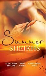 Summer Sheikhs: Sheikh's Betrayal / Breaking the Sheikh's Rules / Innocent in the Sheikh's Harem (Mills & Boon M&B) af Alexandra Sellers