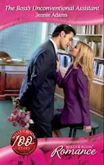 Boss's Unconventional Assistant (Mills & Boon Romance) (9 to 5, Book 44)