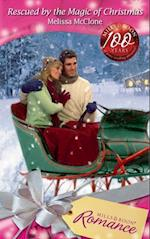Rescued by the Magic Of Christmas (Mills & Boon Romance)
