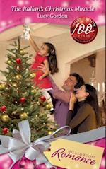 Italian's Christmas Miracle (Mills & Boon Romance) (Heart to Heart, Book 21)