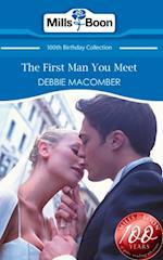 First Man You Meet af Debbie Macomber