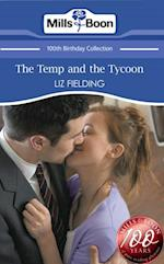 Temp and the Tycoon (Mills & Boon Short Stories) af Liz Fielding