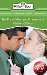 Boss's Marriage Arrangement (Mills & Boon Short Stories)