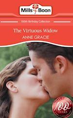 Virtuous Widow (Mills & Boon Short Stories)