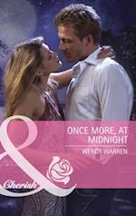 Once More, At Midnight (Mills & Boon Cherish)