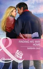 Finding His Way Home af Barbara Gale