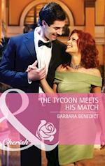 Tycoon Meets His Match (Mills & Boon Cherish) af Barbara Benedict