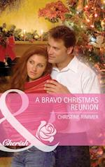 Bravo Christmas Reunion (Mills & Boon Cherish) (Bravo Family Ties, Book 8)