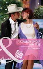 Cowboy Under Her Tree