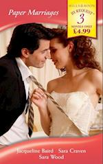 Paper Marriages: Wife: Bought and Paid For / His Convenient Marriage / A Convenient Wife (Mills & Boon By Request) af Jacqueline Baird