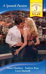 Spanish Passion: A Spanish Marriage / A Spanish Engagement / Spanish Doctor, Pregnant Nurse (Mills & Boon By Request) af Diana Hamilton