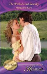 Wicked Lord Rasenby (Mills & Boon Historical)