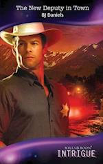 New Deputy in Town (Mills & Boon Intrigue) (Whitehorse, Montana, Book 2) af B.J. Daniels