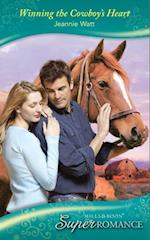 Winning the Cowboy's Heart (Mills & Boon Superromance) (Single Dad, Book 3) af Jeannie Watt