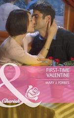 First-Time Valentine (Mills & Boon Cherish) (The Wilder Family, Book 2) af Mary J. Forbes