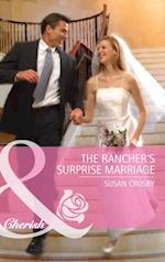 Rancher's Surprise Marriage (Mills & Boon Cherish) (Back in Business, Book 3)
