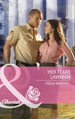 Her Texas Lawman (Mills & Boon Cherish) (Men of the West, Book 12) af Stella Bagwell