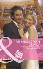 Prince's Royal Dilemma (Mills & Boon Cherish) (Reigning Men, Book 1)