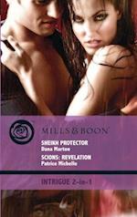 Sheikh Protector / Scions: Revelation: Sheikh Protector / Scions: Revelation (Mills & Boon Intrigue) af Dana Marton