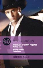 Heart of Brody McQuade / Killer Affair