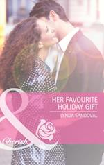 Her Favourite Holiday Gift (Mills & Boon Cherish) (Back in Business, Book 5) af Lynda Sandoval