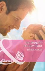 Prince's Holiday Baby (Mills & Boon Cherish) (Reigning Men, Book 3)