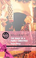 Magic of a Family Christmas (Mills & Boon Romance) (Christmas Treats, Book 4)