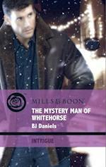 Mystery Man of Whitehorse af B.J. Daniels