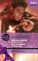 Christmas Awakening: Christmas Awakening / Beast of Darkness (Mills & Boon Intrigue) (A Holiday Mystery at Jenkins Cove, Book 2) af Ann Voss Peterson