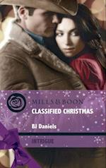 Classified Christmas af B.J. Daniels