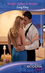 Bought: Damsel in Distress (Mills & Boon Modern Heat) af Lucy King