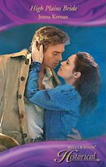 High Plains Bride (Mills & Boon Historical)