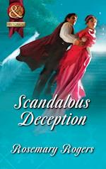 Scandalous Deception (Mills & Boon Superhistorical) af Rosemary Rogers
