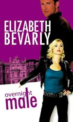 Overnight Male af Elizabeth Bevarly