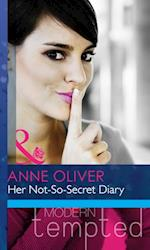 Her Not-So-Secret Diary (Mills & Boon Modern Heat)