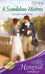 Scandalous Mistress (Mills & Boon Historical)