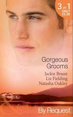 Gorgeous Grooms: Her Stand-In Groom / Her Wish-List Bridegroom / Ordinary Girl, Society Groom (Mills & Boon By Request)