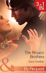 Rinucci Brothers: Wife and Mother Forever / Her Italian Boss's Agenda / The Wedding Arrangement (Mills & Boon By Request)
