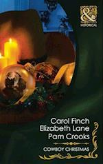 Cowboy Christmas: A Husband for Christmas / The Homecoming / The Cattleman's Christmas Bride (Mills & Boon Historical) af Carol Finch